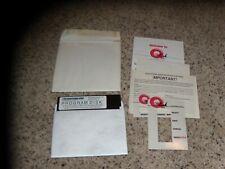 Quantum Link Program Disk Commodore 64 C64 Program