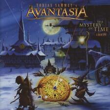 AVANTASIA - The Mystery Of Time -- CD  NEU & OVP