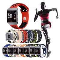 Replacement Silicone Sport Band Bracelet Strap For Fitbit Ionic Smart Watch