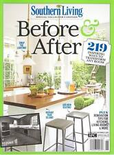 NEW SOUTHERN LIVING SPECIAL COLLECTOR'S EDITION BEFORE & AFTER MAGAZINE 2014