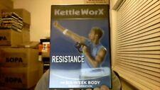 Kettle WorX - Resistance - The Six Week Body Transformation (Fitness Dvd)