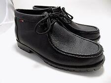 Men's Size 10.5 Phat Farm Classic Chukka Ankle Boots Black