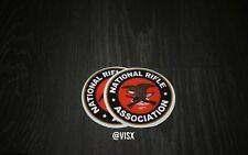 "NRA Decal Bumper Sticker National Rifle Association 3"" (2 Pack) Guns Amendment"