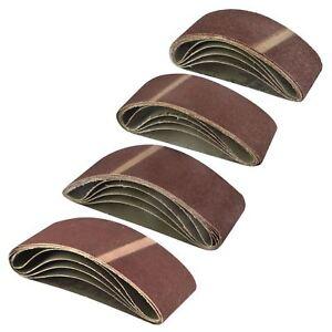400 x 60mm Belt Power File Sander Abrasive Sanding Belts