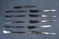 Hull Stainless flatware Island Queen 11 spreaders