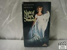 Night of Dark Shadows (Vhs, 1994) Kate Jackson