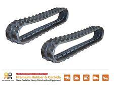 2 pc Rio Rubber Track 180x72x32, DITCH WITCH SK300 SK350 mini EXCAVATOR