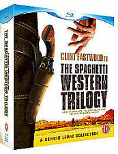 Spaghetti Western Collection (Blu-ray, 2010, 3-Disc Set)