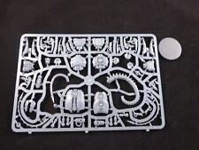 40K Necron Canoptek Wraith on Plastic Frame