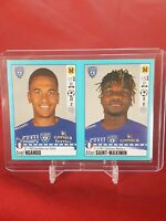 Allan Saint-Maximin Bastia Newcastle France Foot 2016/17 Panini Rookie Sticker