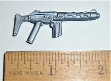 GI Joe Accessory  1993 Destro 2000 Snake Eyes                Sub Machine Gun