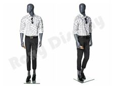 Male Fiberglass Abstract Style Mannequin Dress From Display #Mz-Mg005