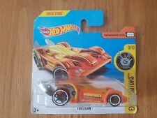Hot Wheels Tooligan orange Treasure Hunt 2017 TH Tooned