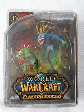 Dc Direct World of Warcraft Series 4 Murloc Fish-Eye and Gibbergil Action Figure