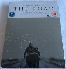 The Road Steelbook - UK Exclusive Limited Edition Blu-Ray **Light Scratches**