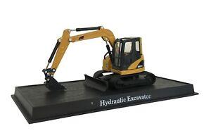 Hydraulic Excavator - 1:64 Construction Machine Model (Amercom MB-1)
