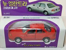 New Clover Toys 1996 Hyundai Elantra 4 Door Sedan #4607 1:32 Scale