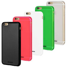 Amzer Silicone/Gel/Rubber Cases & Covers for iPhone 6s