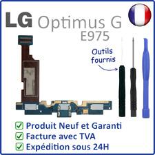 LG OPTIMUS G NAPPE INTERNE DU CONNECTEUR DE CHARGE USB ET DU MICRO + OUTILS