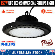 NEW LED 150W HighBay UFO Light Warehouse Factory Commercial Philips Lamp