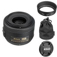 Nikon AF-S Nikkor 35mm f/1.8G DX Lens