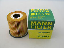 MANN ENGINE OIL FILTER. VOLVO 1999-2011(#HU819X)