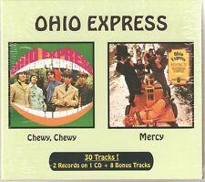 """Ohio Express: """"Chewy, Chewy & Mercy"""" (2 on 1 Digipak CD)"""