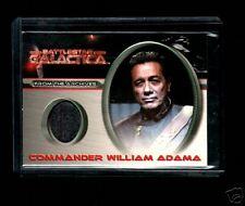 Battlestar Galactica  CC6 Comm.W.Adama Costume card