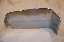 1972 CHRYSLER IMPERIAL GRILL TRIM 3464754 RH, 3464755 LH PAIR IN NICE CONDITION