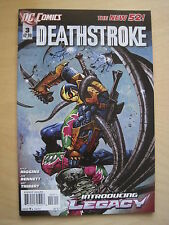 DEATHSTROKE  3. THE NEW 52. DC. 2012
