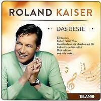 ROLAND KAISER Das Beste,15 Hits  (2017)  CD  NEU & OVP