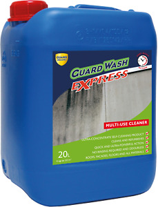 Guard Industry GuardWash Express Multi Use Concentrated Cleaning Liquid 20L