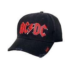 Chapeaux noirs DC taille unique pour homme