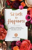 52 LISTS FOR HAPPINESS - SEAL, MOOREA/ MANCHIK, JULIA (1632170965)