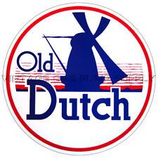 "Old Dutch 12"" Vinyl Decal (DC412)"