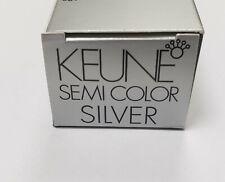 Keune Semi Color SILVER Semi Permanent Hair Color 60 ml Tube