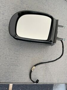 2006-2008 Mercedes W164 ML350 ML500 OEM Left Driver Door Mirror Assembly Black