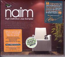 """Naim High Definition Jazz Sampler Vol.1"" 96kHz/24Bit Remastering Audiophile CD"