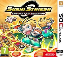 Sushi Striker The Way Of Sushido Nintendo 2DS & 3DS * NEW SEALED PAL *