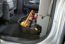 DU-HA 10303 Brown Under Rear Seat Storage For Silverado Sierra Crew Cab 2014-17