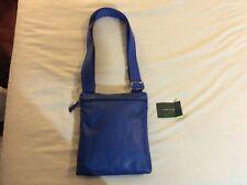 Excellent Longchamp Parisis Mens Unisex Crossbody Sling Messenger Bag COBALT