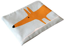 Scion Mr Fox Sky Blue Make-up / Wash Bag