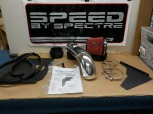 Spectre 9908 Polished COLD AIR INTAKE KIT fit 2010-2015 CHEVROLET CAMARO SS 6.2L