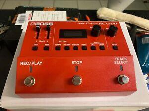 Boss RC500 Looper
