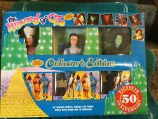 Turner Ent 1988 Wizard of Oz 50th Anniversary Dolls Collectors Edition Nib Nrfb