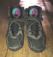 Nike Air Jordan 8 Mens Size 11.5 - Aqua