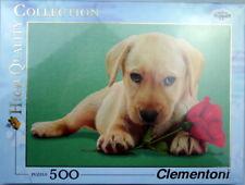 Clementoni Puzzle 500 Teile Hund