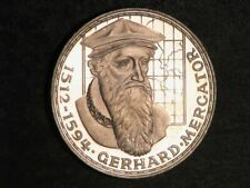GERMANY 1969F 5 Mark Mercatur Silver Choice Proof