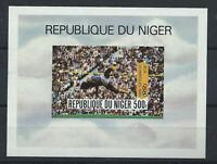 Niger Bloc N°28** (MNH) 1980 - J.O de Moscou