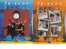 LOT 2 COFFRET 4 DVD FRIENDS SAISON 2 ET SAISON 3